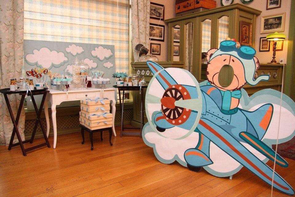 """""""Teddy Bear"""" party. Candy bar & photozone"""