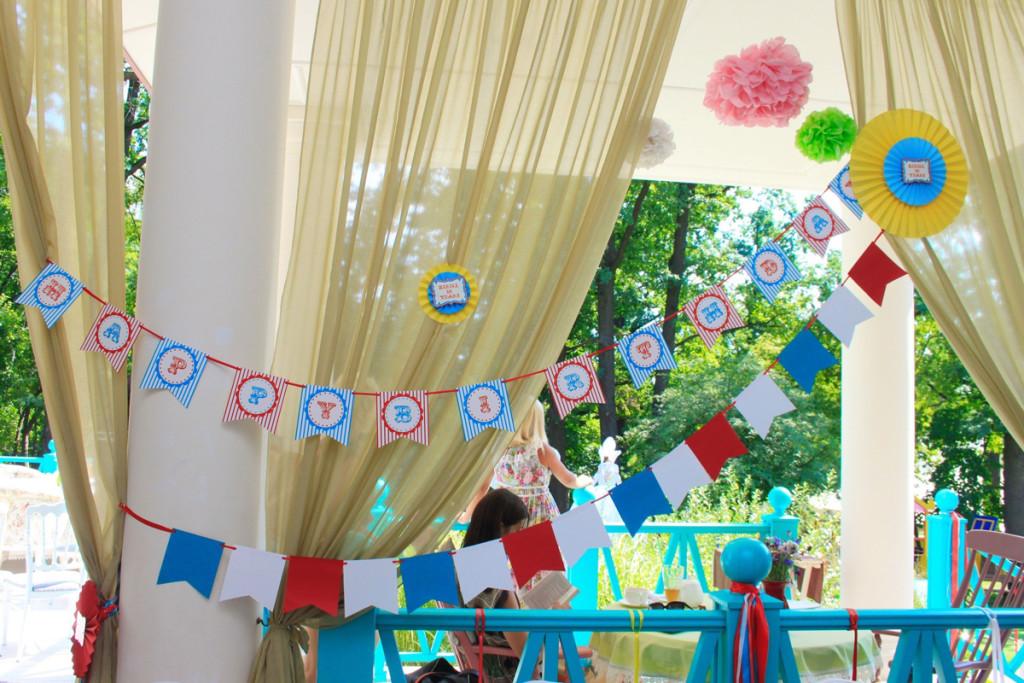 """Wizard of Oz"" birthday party. Decor elements"