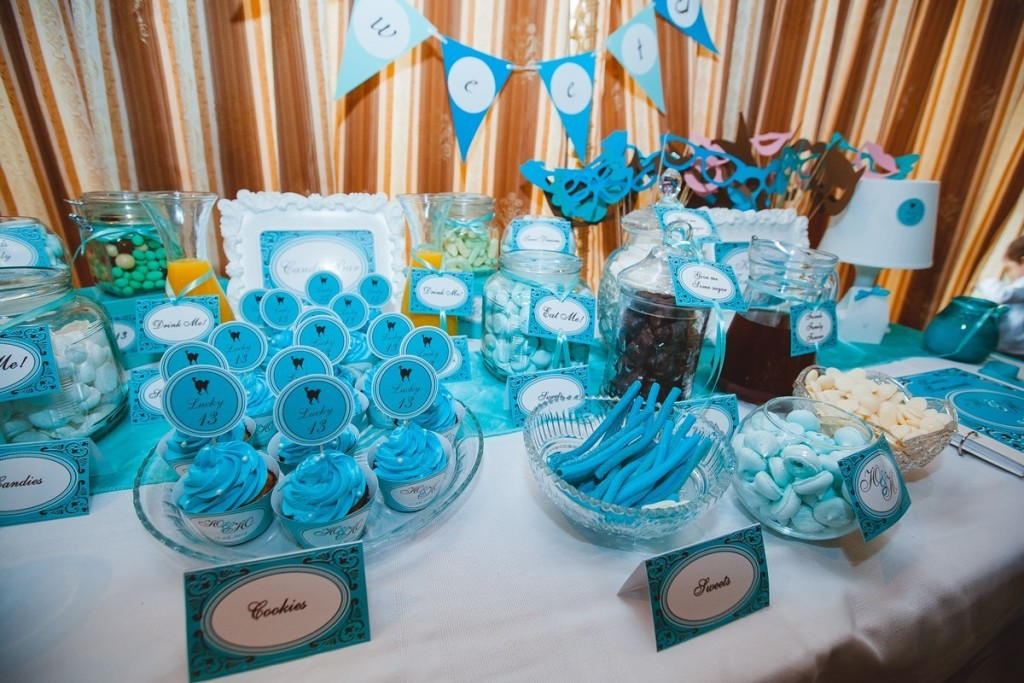 """Lucky 13 Wedding"" candy bar"
